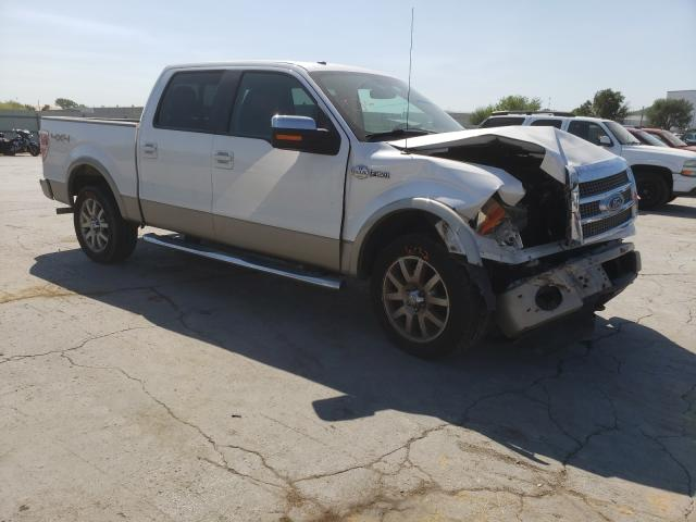 Salvage cars for sale from Copart Tulsa, OK: 2010 Ford F150 Super