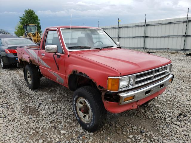 Vehiculos salvage en venta de Copart Appleton, WI: 1988 Toyota Pickup RN6