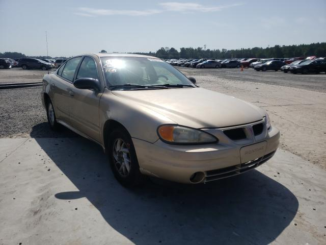 Pontiac Vehiculos salvage en venta: 2003 Pontiac Grand AM S