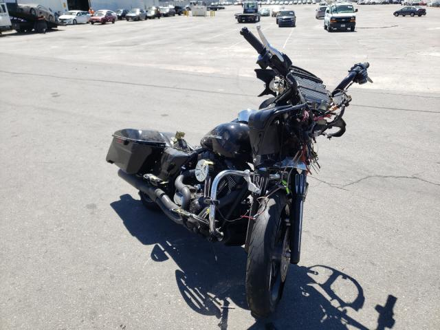 Salvage cars for sale from Copart Sun Valley, CA: 2016 Harley-Davidson Fltrxs ROA