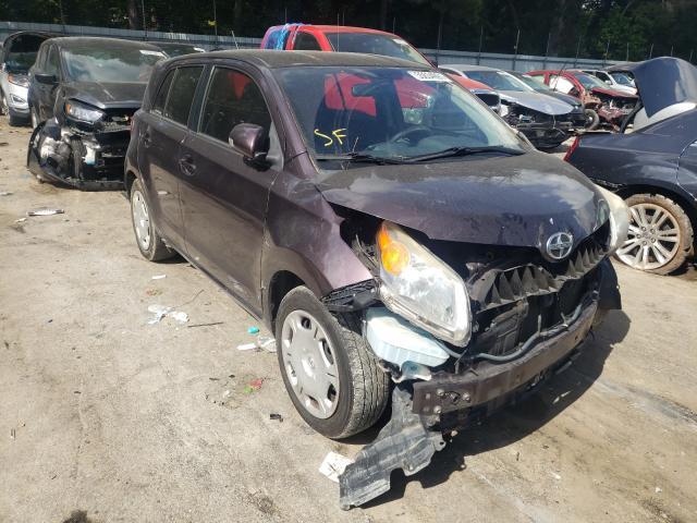 Vehiculos salvage en venta de Copart Austell, GA: 2012 Scion XD