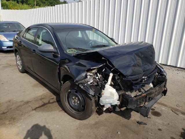 Salvage cars for sale from Copart Marlboro, NY: 2011 Mazda 6 I