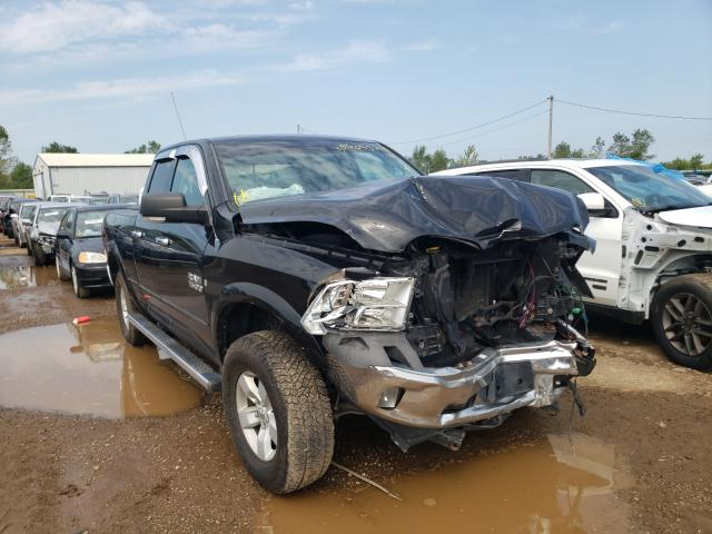 Salvage cars for sale from Copart Pekin, IL: 2013 Dodge RAM 1500 SLT