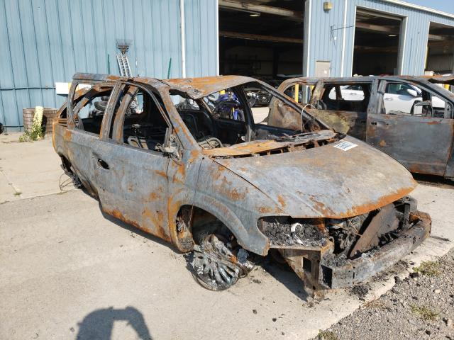 Salvage cars for sale from Copart Eldridge, IA: 2002 Chrysler Town & Country