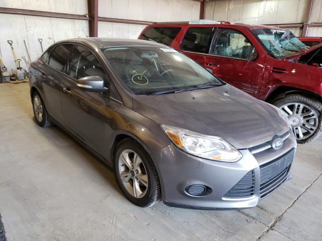 Salvage cars for sale at Eldridge, IA auction: 2014 Ford Focus SE