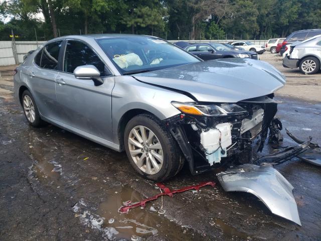 Vehiculos salvage en venta de Copart Austell, GA: 2019 Toyota Camry L