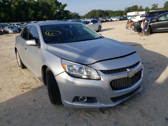 Salvage cars for sale from Copart Ocala, FL: 2016 Chevrolet Malibu Limited
