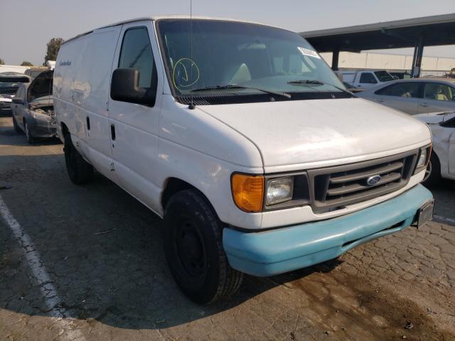 2006 Ford Econoline en venta en Hayward, CA