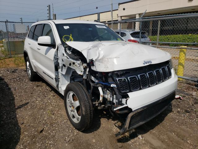 Salvage cars for sale from Copart Wheeling, IL: 2018 Jeep Grand Cherokee