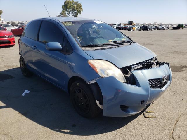 Vehiculos salvage en venta de Copart Martinez, CA: 2007 Toyota Yaris