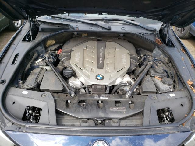 2011 BMW 550 XIGT WBASP4C55BC341461