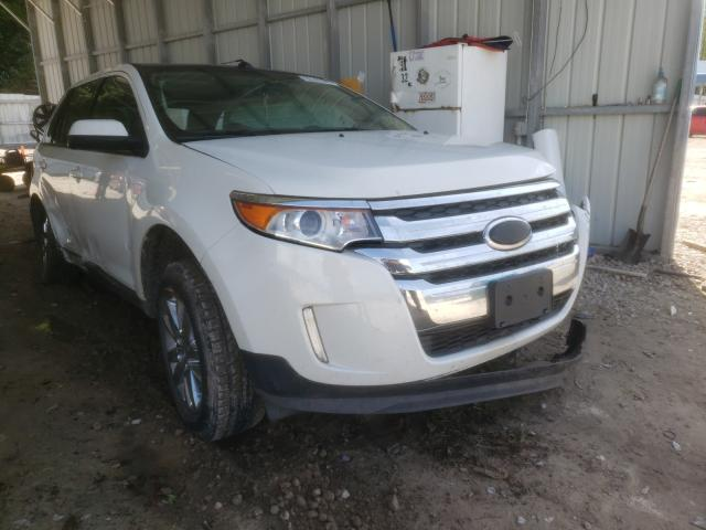 Salvage cars for sale from Copart Midway, FL: 2013 Ford Edge SEL