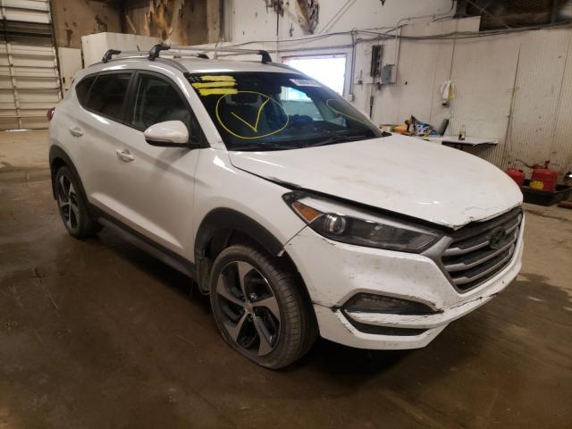2017 Hyundai Tucson Limited en venta en Casper, WY