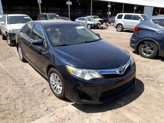 Salvage cars for sale at Phoenix, AZ auction: 2012 Toyota Camry Base