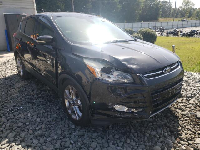 Salvage cars for sale from Copart Mebane, NC: 2013 Ford Escape SEL