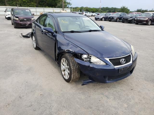 Salvage cars for sale from Copart Glassboro, NJ: 2011 Lexus IS 250