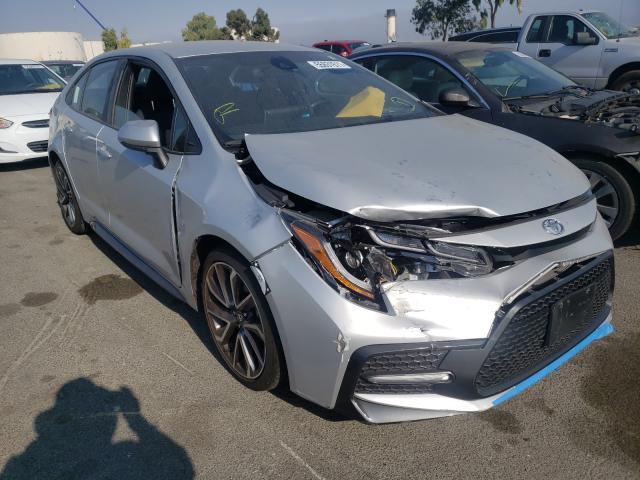 Vehiculos salvage en venta de Copart Martinez, CA: 2020 Toyota Corolla SE