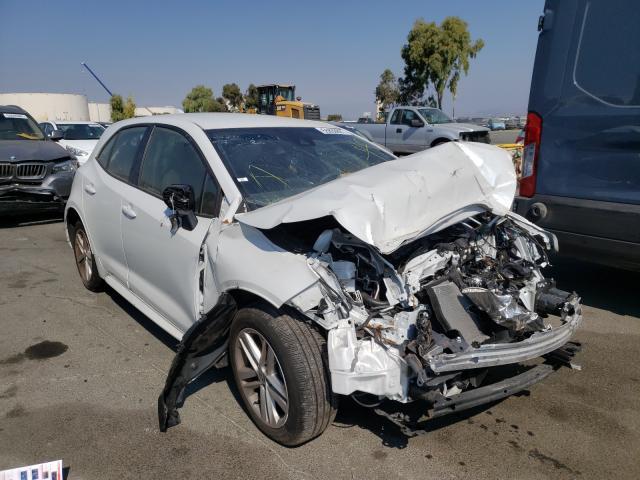 Vehiculos salvage en venta de Copart Martinez, CA: 2021 Toyota Corolla SE