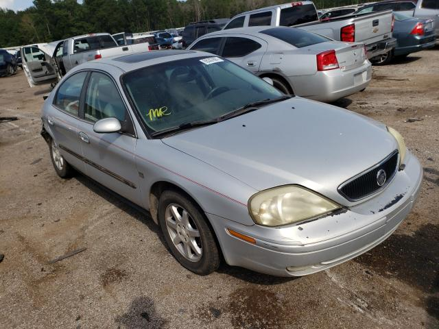 Mercury salvage cars for sale: 2002 Mercury Sable LS P