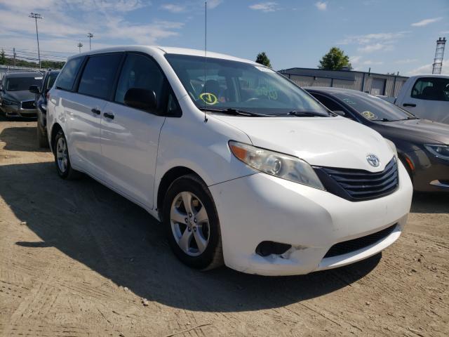 Vehiculos salvage en venta de Copart Finksburg, MD: 2013 Toyota Sienna