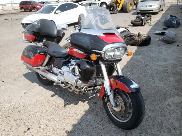 Salvage cars for sale from Copart Littleton, CO: 2000 Honda GL1500 CF
