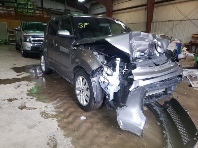 Vehiculos salvage en venta de Copart Austell, GA: 2017 KIA Soul +