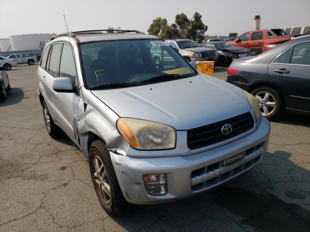 Vehiculos salvage en venta de Copart Martinez, CA: 2003 Toyota Rav4
