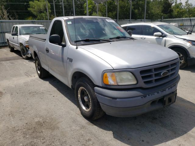 Ford F150 salvage cars for sale: 2002 Ford F150