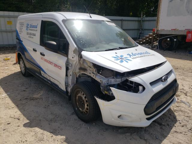 Salvage cars for sale from Copart Midway, FL: 2014 Ford Transit CO