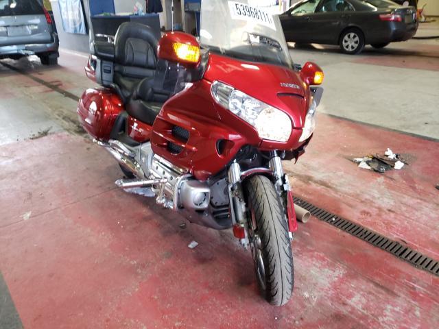 Vehiculos salvage en venta de Copart Angola, NY: 2008 Honda GL1800