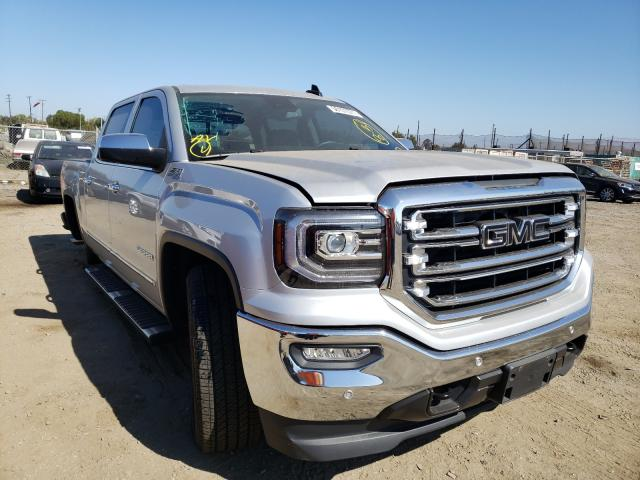 Salvage cars for sale from Copart San Martin, CA: 2018 GMC Sierra K15