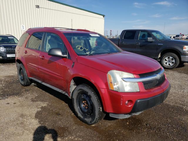 Vehiculos salvage en venta de Copart Rocky View County, AB: 2005 Chevrolet Equinox LT