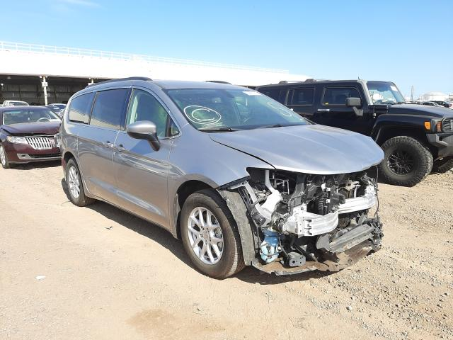 Salvage cars for sale from Copart Phoenix, AZ: 2020 Chrysler Voyager LX