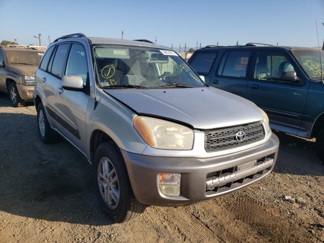 Salvage cars for sale from Copart San Martin, CA: 2001 Toyota Rav4