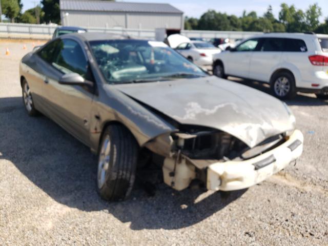 Mercury salvage cars for sale: 1999 Mercury Cougar V6