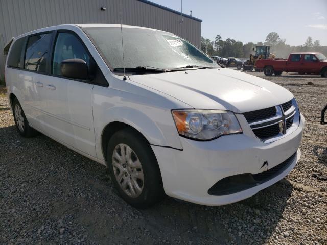 Salvage cars for sale from Copart Spartanburg, SC: 2015 Dodge Caravan