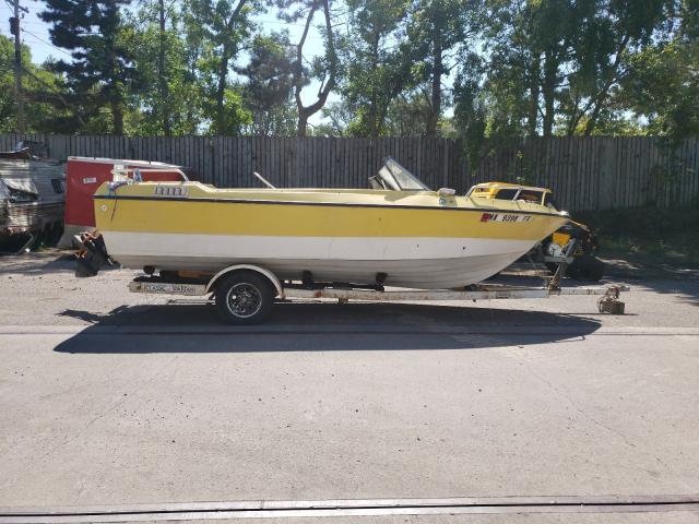 Larson Boat salvage cars for sale: 1976 Larson Boat