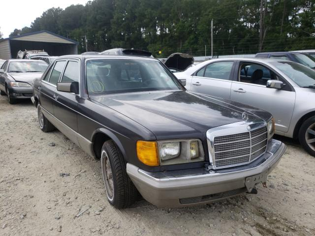 Mercedes-Benz 500 SEL salvage cars for sale: 1985 Mercedes-Benz 500 SEL