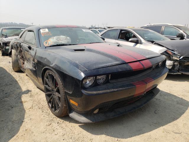 2012 Dodge Challenger en venta en Anderson, CA