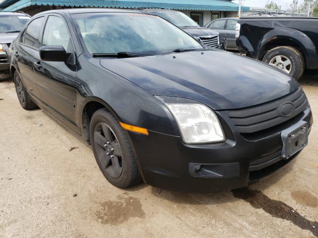 Salvage cars for sale from Copart Pekin, IL: 2007 Ford Fusion SE