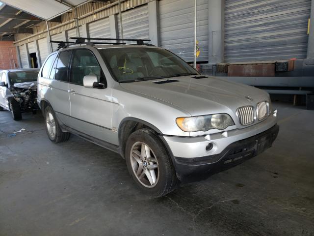 2002 BMW X5 4.4I en venta en Hayward, CA
