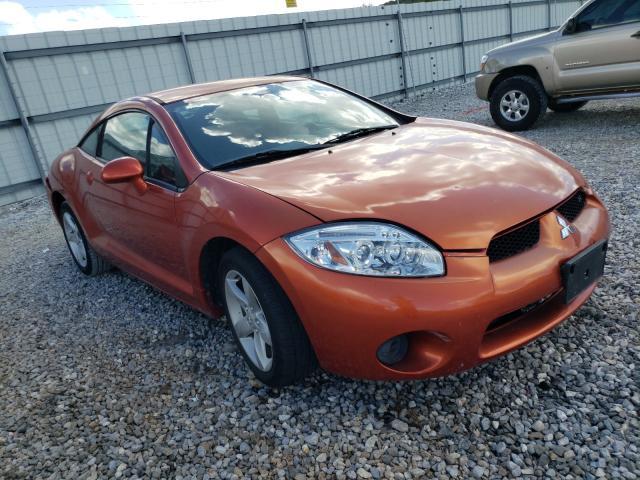 Mitsubishi salvage cars for sale: 2007 Mitsubishi Eclipse