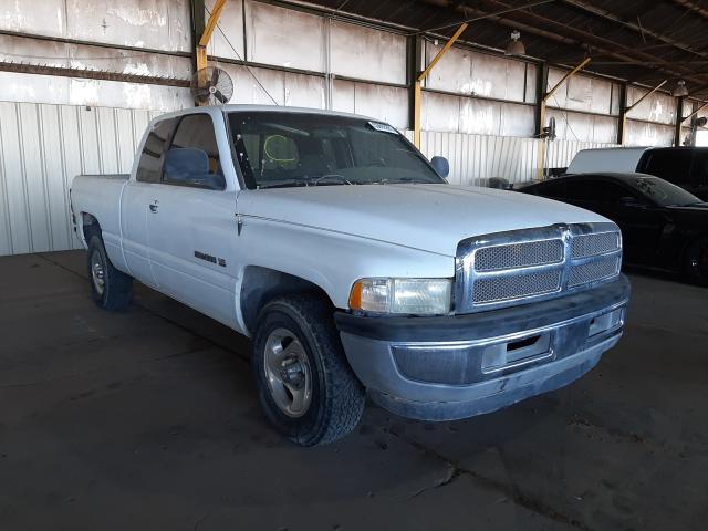 Salvage cars for sale from Copart Phoenix, AZ: 2001 Dodge RAM 1500