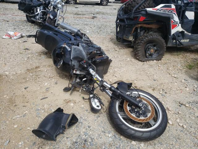 Salvage cars for sale from Copart Seaford, DE: 1993 Kawasaki ZX1100