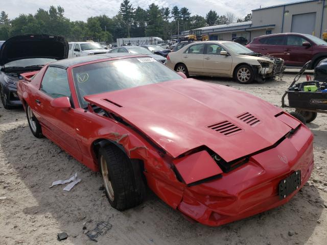 Salvage cars for sale from Copart Mendon, MA: 1988 Pontiac Firebird