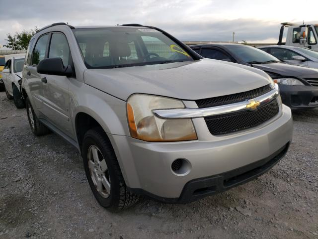 Salvage cars for sale from Copart Walton, KY: 2008 Chevrolet Equinox LS
