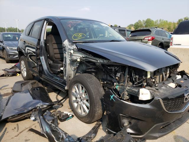 Mazda Vehiculos salvage en venta: 2015 Mazda CX-5 Touring