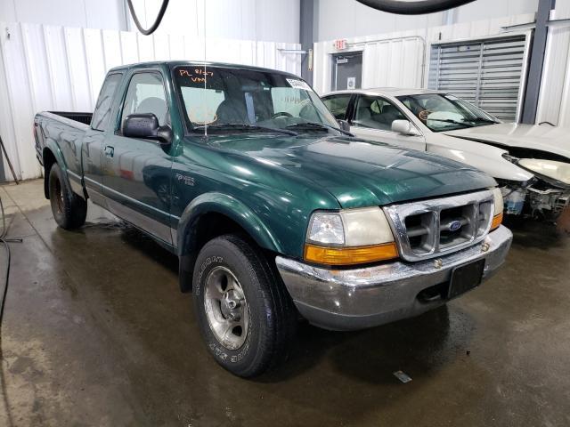 Vehiculos salvage en venta de Copart Ham Lake, MN: 2000 Ford Ranger SUP