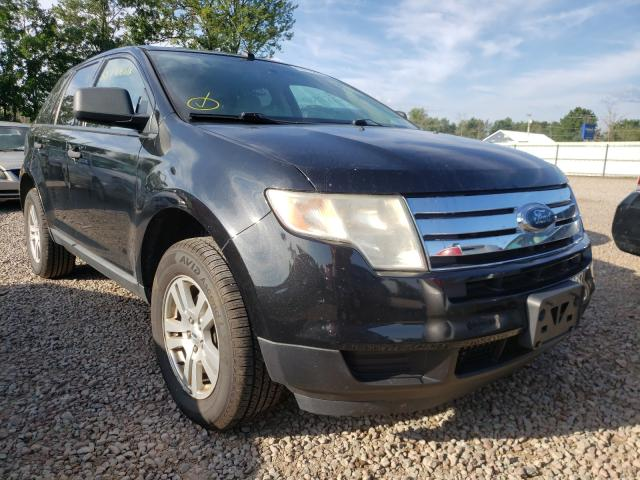 Salvage cars for sale from Copart Central Square, NY: 2010 Ford Edge SE