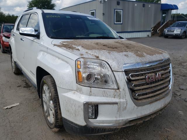 Vehiculos salvage en venta de Copart Duryea, PA: 2016 GMC Terrain SL